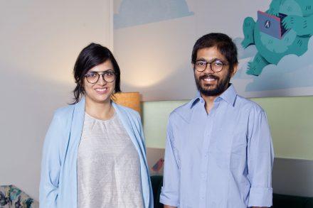 hasura-co-founders-rajoshi-and-tanmai