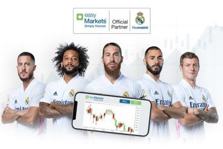 easyMarkets and Real Madrid