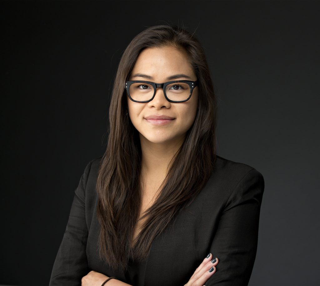 Stuf CEO and Co-Founder, Katharine Lau