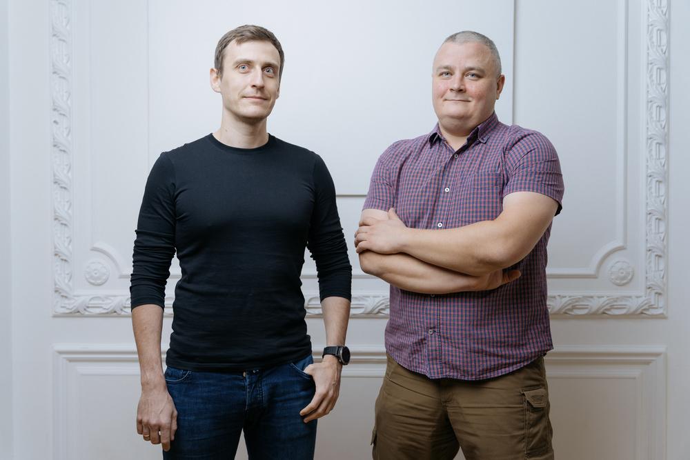 Mike Prytkov and Alex Ilinskiy