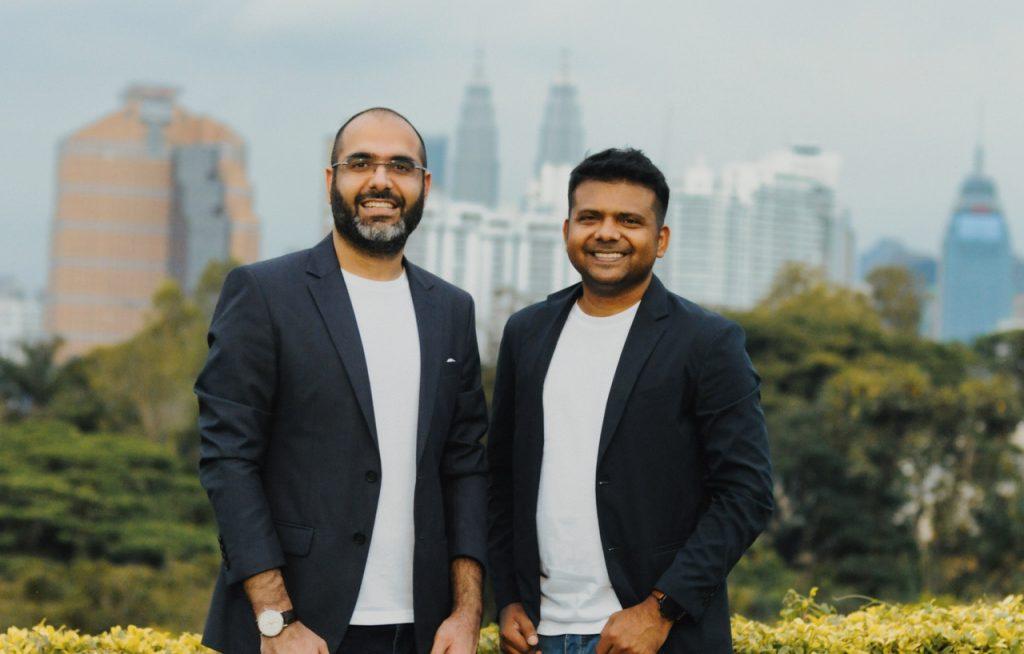 Kshitij Minglani, CEO (L) and Nattu Adnan, CTO (R)