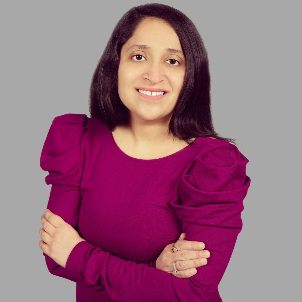 Namarata Ganatra, Founder & CEO of Sturish