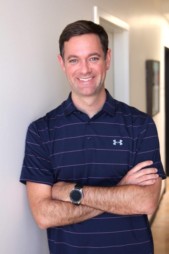 Jack Hooper, PDG et fondateur de Take Command Health