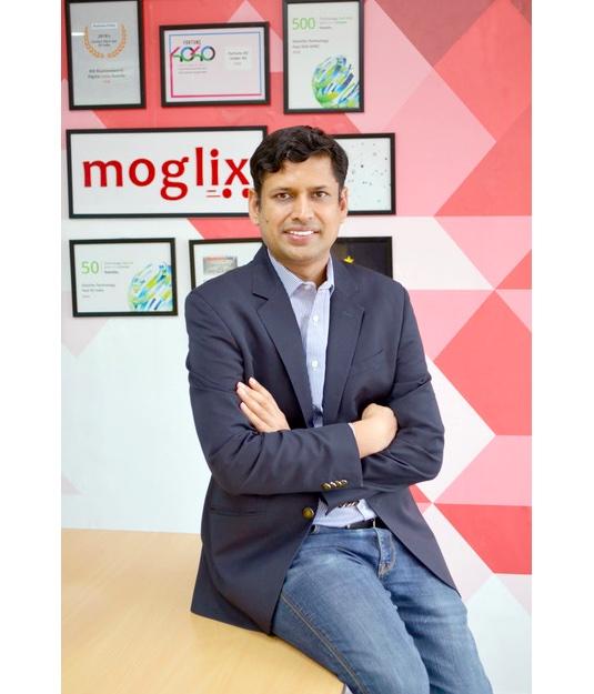 Moglix Founder & CEO Rahul Garg