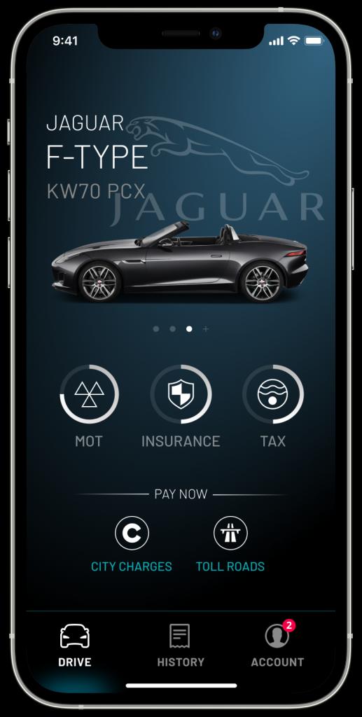 Accueil Jaguar
