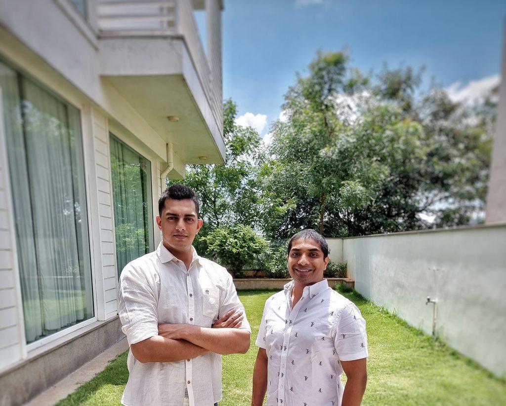 Indraneel Gupta and Vishal Chandapeta