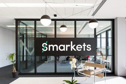 Smarkets office new