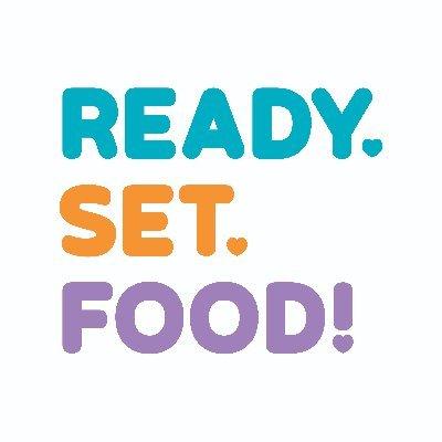 Prêt, Set, Nourriture