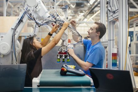 Covariant, AI Robotics leader, launches new verticals.