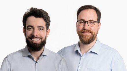 Wunderflats founders Jan Hase and Arkadi Jampolski