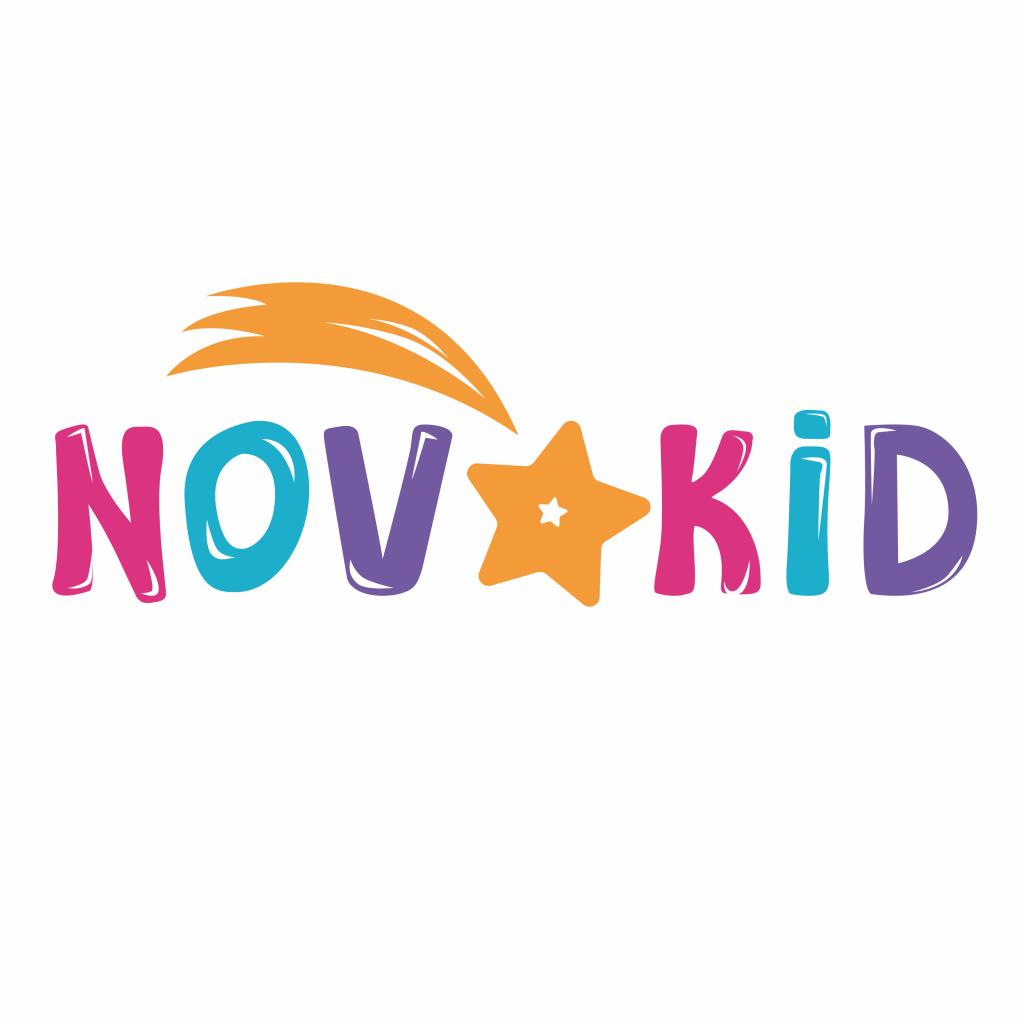 Novakid logo