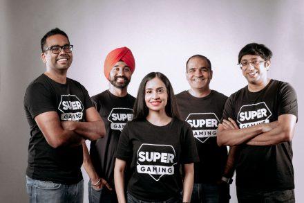 SuperGaming Cofounders