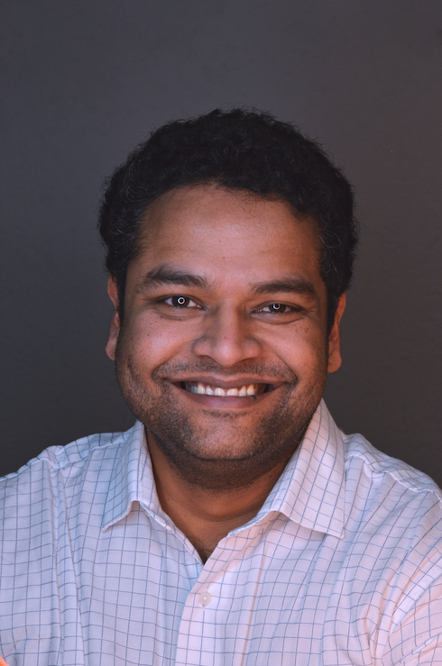 Appu Shaji, CEO and Chief Scientist Officer