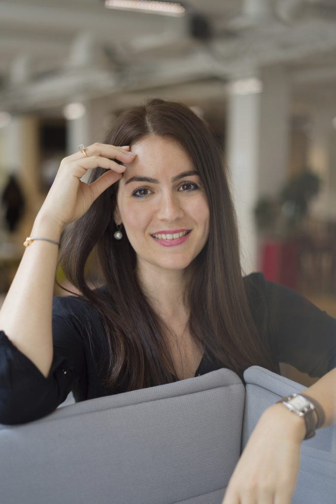 CEO Eliane Lugassy, Witco