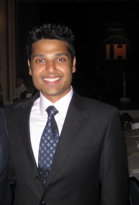 Madhav Krishna, Co-founder and CEO, Vahan