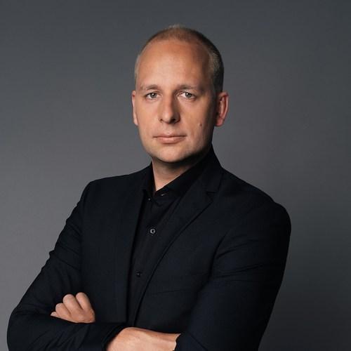 Schüttflix founder and CEO Christian Hülsewig