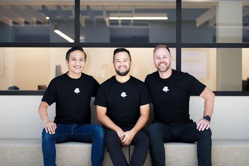 RoseRocket's Founders: Alexander Luksidadi, Justin Sky, and Justin Bailie